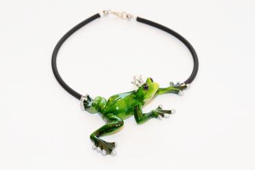 Inspiration Halskette Froschkönig